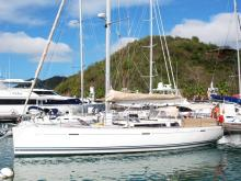 In the marina - Dufour Yachts Dufour 525 Grand'Large, Used (2007) - Martinique (Ref 473)