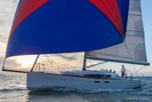 Navigating with spinnaker - J-Boats - J-Composites J 122 E, New - France (Ref 483)