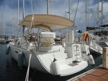 In  marina - Beneteau Oceanis 40, Used (2008) - Martinique (Ref 486)