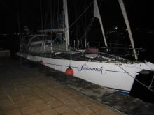 In marina - Garcia Malibu 54, Occasion (1992) - Martinique (Ref 491)