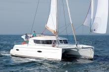 Navigating - Fountaine Pajot Lipari 41 Evolution, New - France (Ref 11)