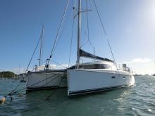 Nautitech Nautitech 40.2 : Le Marin anchorage