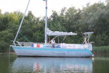 Legend 10.40 D : At anchor