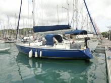 Marine Projects  Sigma 41 : In marina