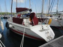 Etap 38i: In the marina