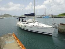 Sun Odyssey 40.3: Navigating