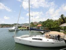 Oceanis 43: In the marina