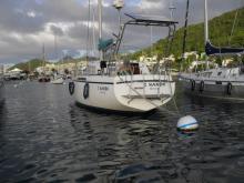 Kendo: At anchor
