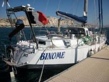CNBP Albion 36 : In the marina