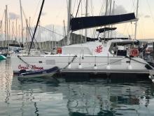 Lagoon 440: In Marina