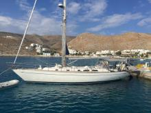 Solitaire 52: In the marina