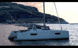 New 42 - Fountaine Pajot Sailing Catamarans