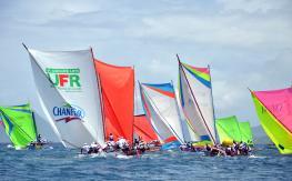 Martinique Yoles regata