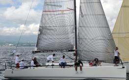 J-Boats - J-Composites J 111: sailing regatta